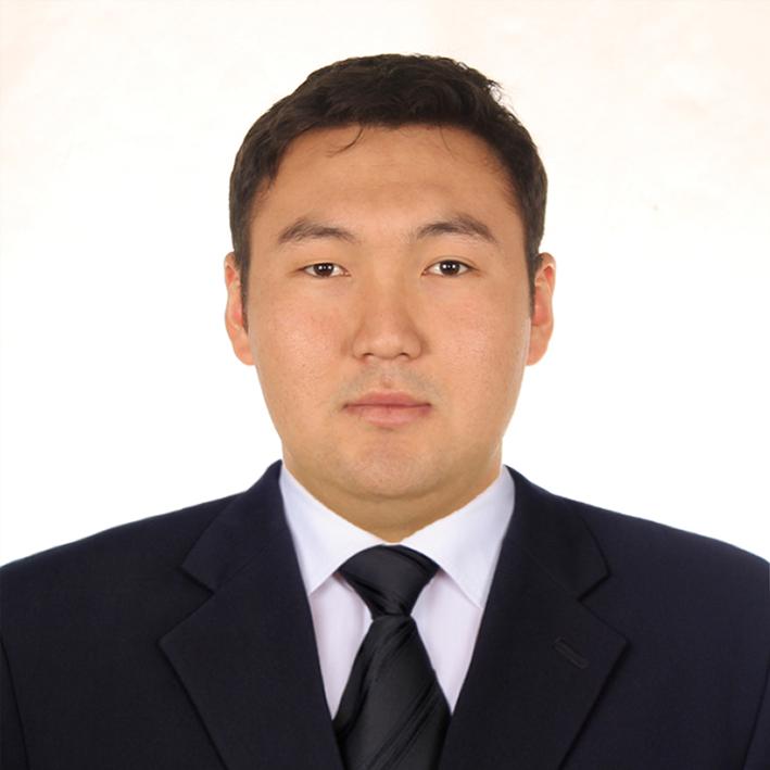 Максатов Азамат : админ. директор