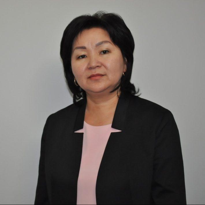 Майрам Базлакунова : Башкы редактор