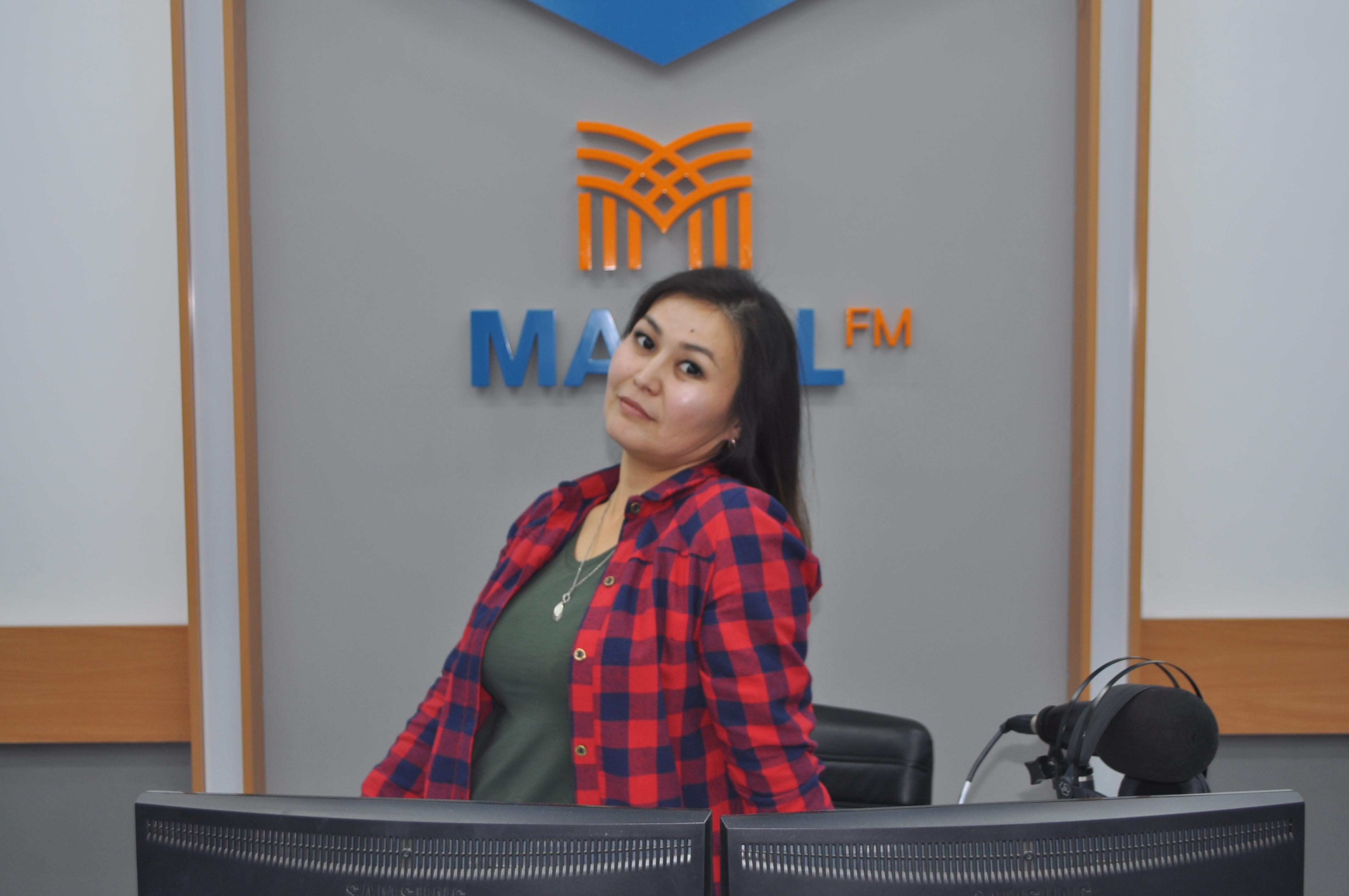 Загифа Мусабаева